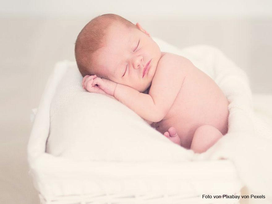 Kleines Nest, große Wirkung: Bettnestchen für Babys